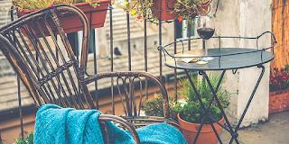 Απίστευτες ιδέες για το μπαλκόνι ή τη βεράντα σας