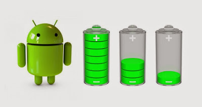 Cara Menghemat Daya Baterai Smartphone Android