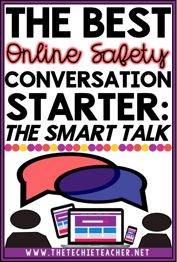 How do teachers and parents bridge the online safety gap between home and school? Easy! With the best online safety conversation starter: The Smart Talk, a free web tool created by LifeLock that helps address digital safety issues.