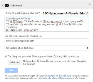 Google Adwords là một công cụ hữu ích để hỗ trợ chạy quảng cáo