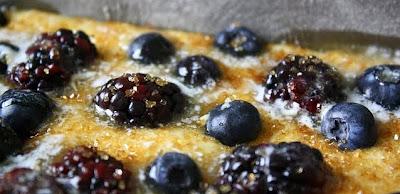Jane S Sweets Amp Baking Journal Blackberry Amp Blueberry