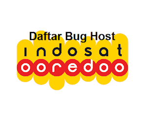 Daftar Bug Host indosat ooredoo 2017 No Limit