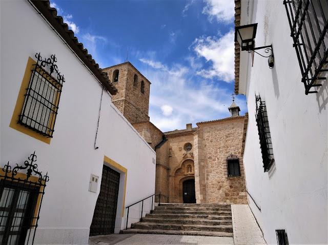 Colegiata de San Bartolomé en Belmonte