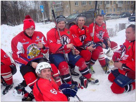 хоккей кораблино
