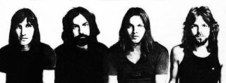 Fotografía de Pink Floyd en 1971
