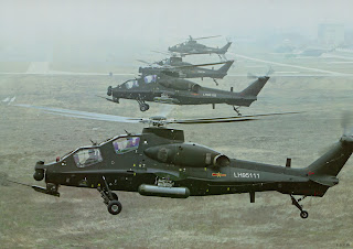 WZ-10 - HelicopterSerang China