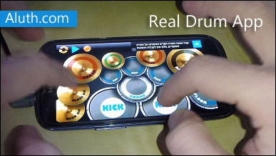 http://www.aluth.com/2016/01/real-drum-android-app.html