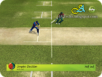Brian Lara International Cricket 2007 Gameplay 9