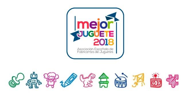 Premios al Mejor Juguete 2018 AEFJ
