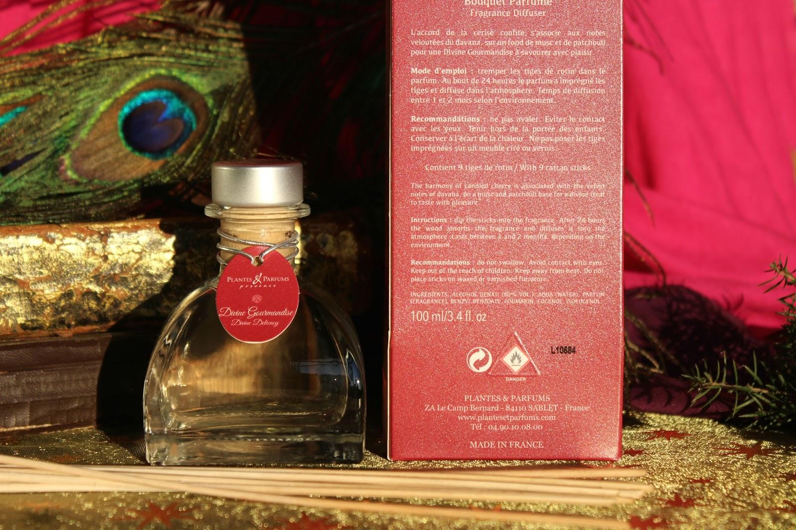 beauty unearthly plantes et parfums de provence divine gourmandise. Black Bedroom Furniture Sets. Home Design Ideas