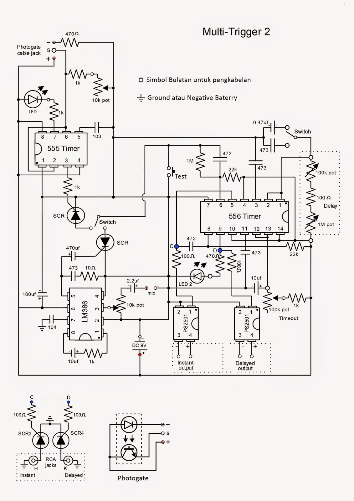 Komponen optocoupler ps2501 bisa anda ganti dengan tipe pc817