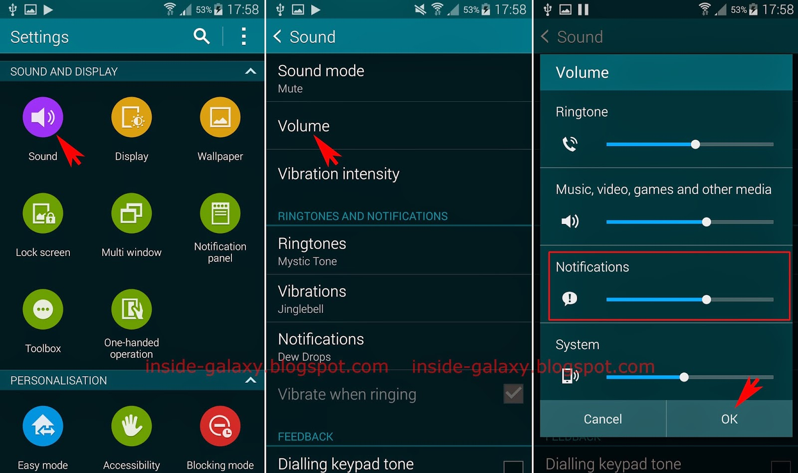 Samsung Galaxy S5: How to Fix No Notification Sound When