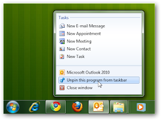 Create A Shortcut For Taskmanager On Your Desktop