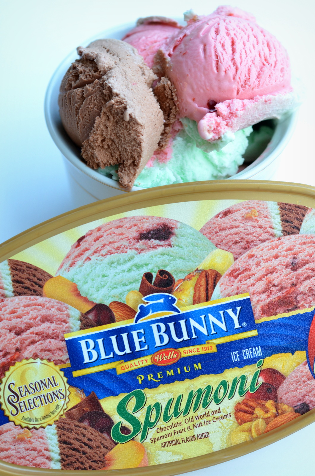 Spumoni Ice Cream Recipe Blog Dandk