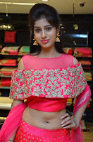 Naziya Khan bfabulous in Pink ghagra Choli at Splurge   Divalicious curtain raiser ~ Exclusive Celebrities Galleries 023.JPG