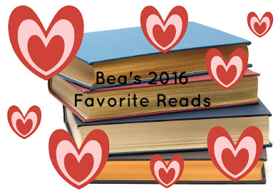Favorite, Books, Bea's Book Nook, Best of, 2016
