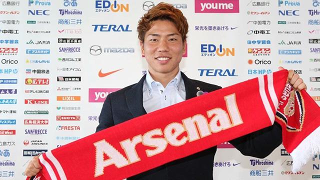 Takuma Asano Dipinjamkan ke Stuttgart