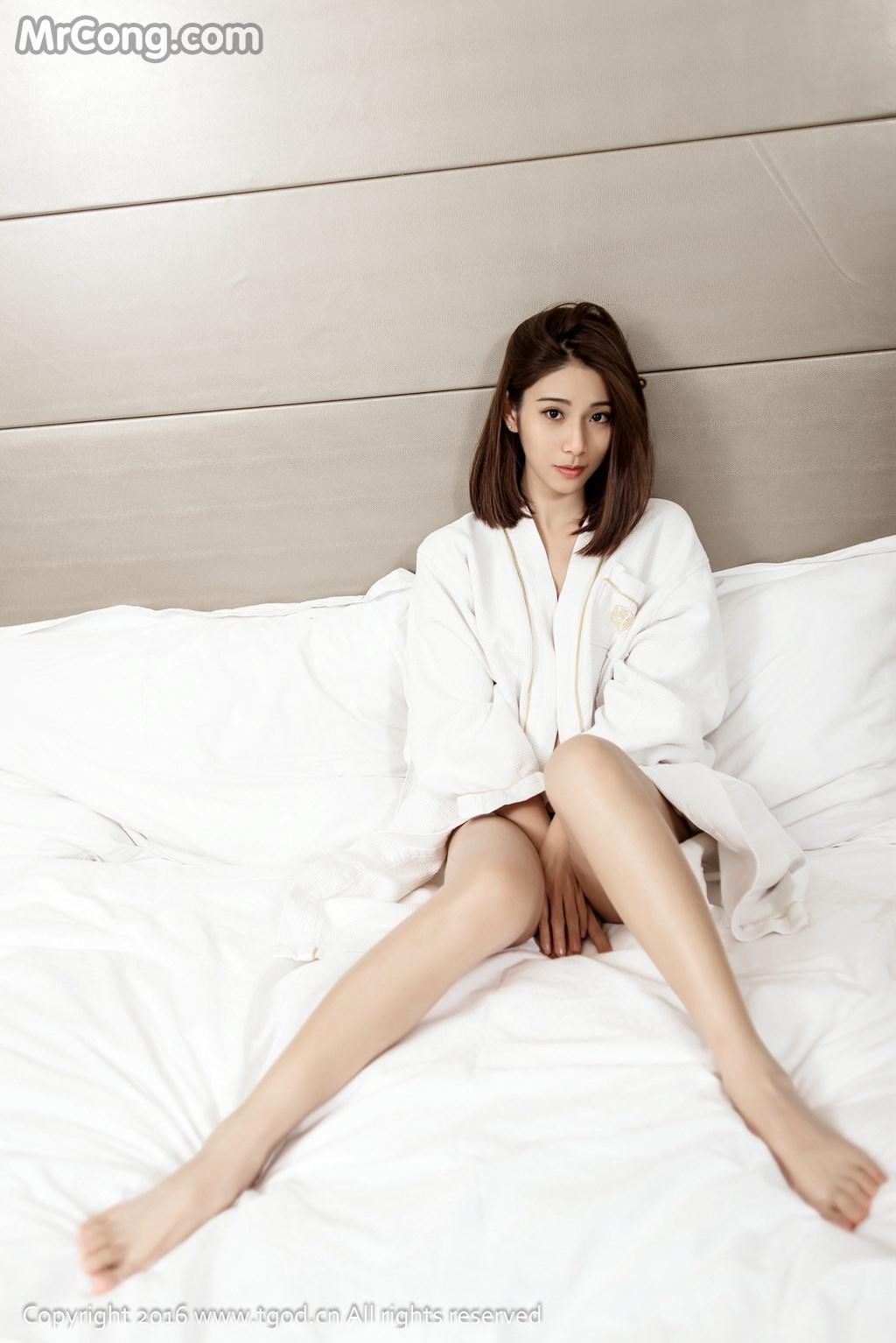 TGOD 2016-03-13: Model Xiao Tang (Lee小棠) (44P)
