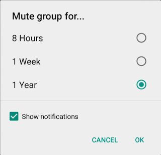 Tips Mudah Mematikan Notifikasi Group Di WhatsApp