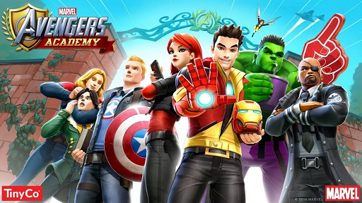 MARVEL Avengers Academy APK Download