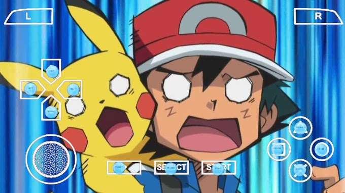Pokemon Top 5 Nds Games For Android In 134MB