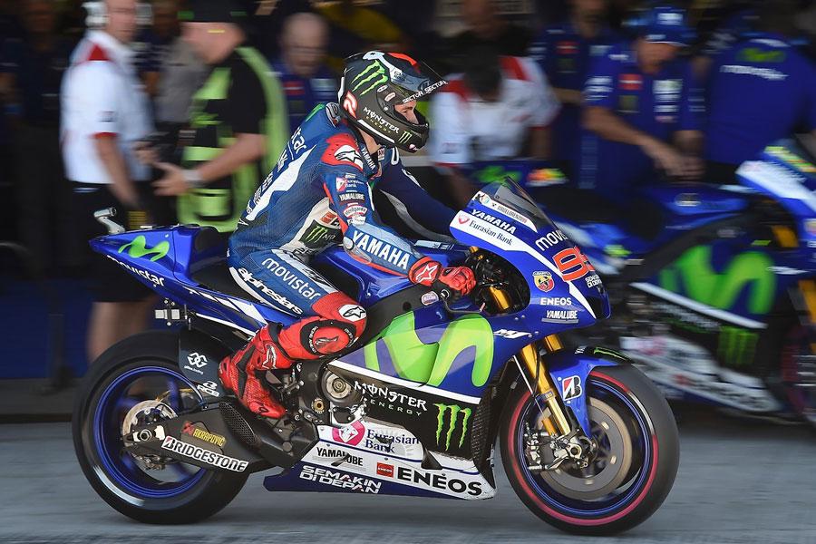 MotoGP : Tinggalkan Yamaha . . Lorenzo akan pindah ke Ducati mulai 2017 sampai 2018 mendatang