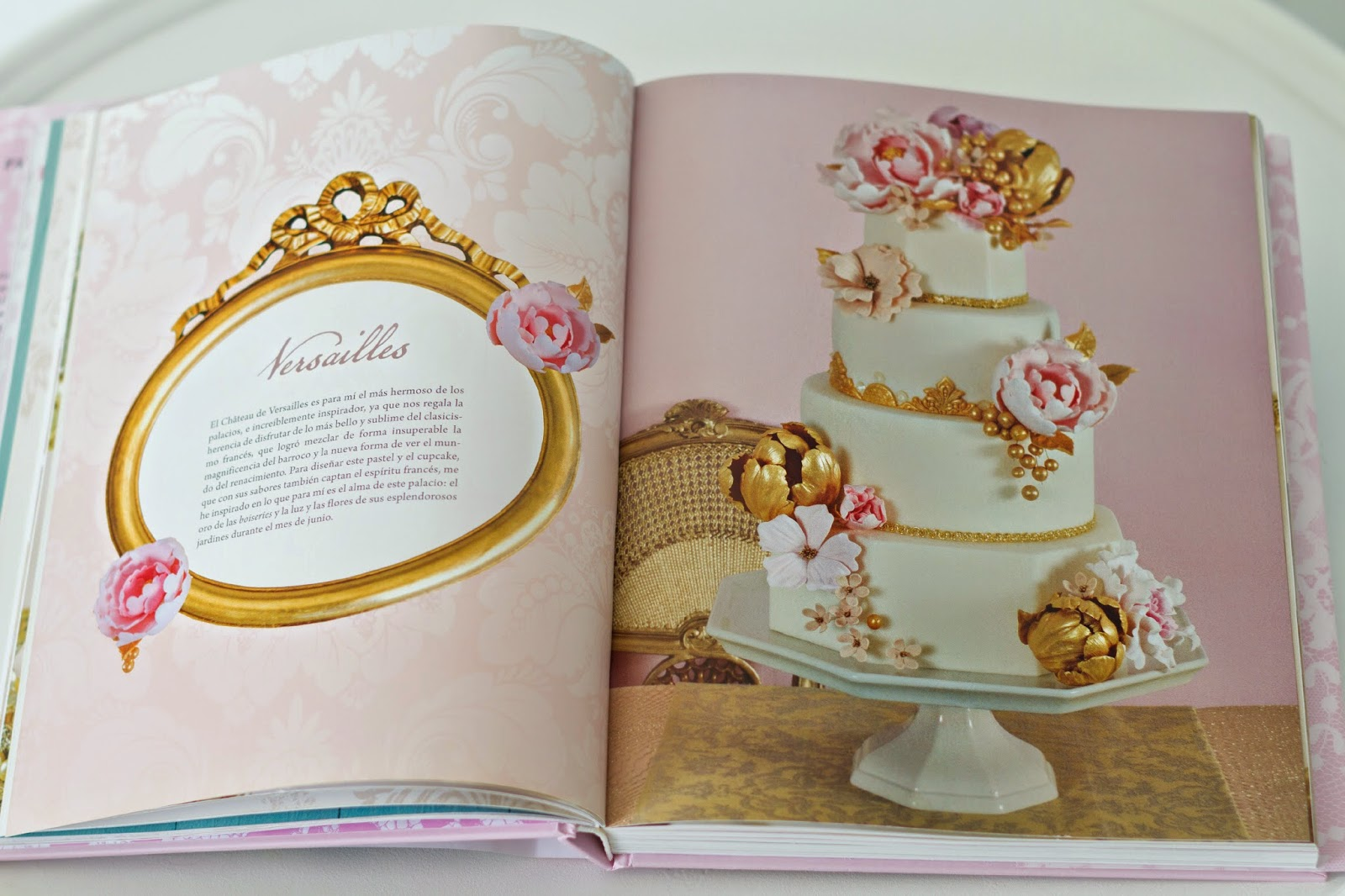 Pasteles de Alta Costura libro de Patricia Arribálzaga