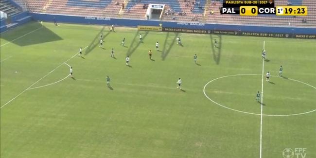 Federação Paulista comemora audiência de clássico sub-20 no Facebook