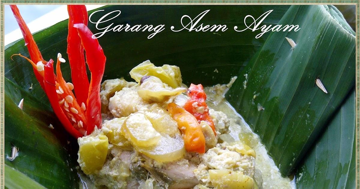 Resep Garang Asem Daging Ayam TOP - Resep Masakan 4
