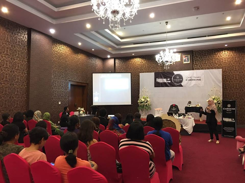 Bisnis Fkc Syariah - Launching CHEREINE