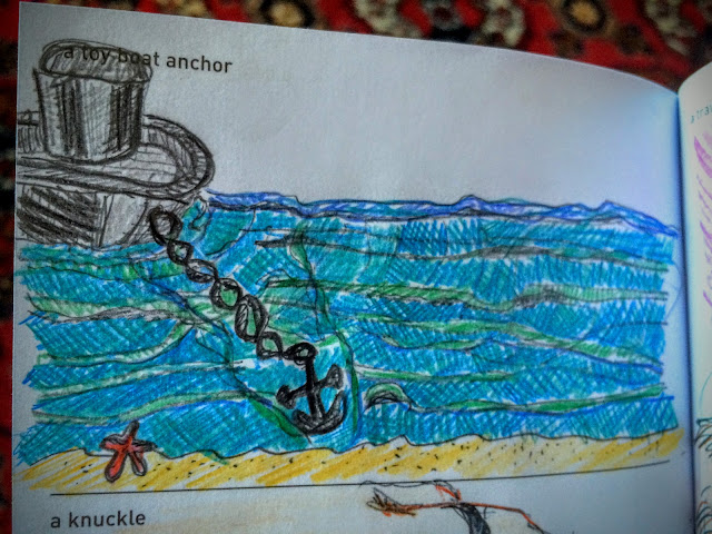 Drawing a Toy Boat Anchor via facedances.blogspot.com