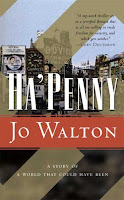 Book cover for Ha'Penny