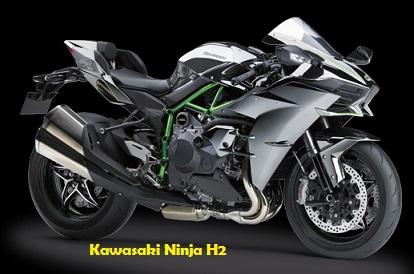 Motor Kawasaki Termahal di Indonesia