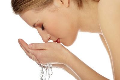 Erreurs que vous faites en vous lavant le visage