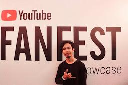 Nyari motor di Youtube Fanfest Yogyakarta