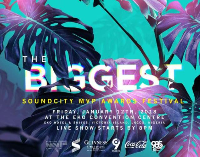 Olamide, Davido, Wizkid, Others Wins Big At The Soundcity