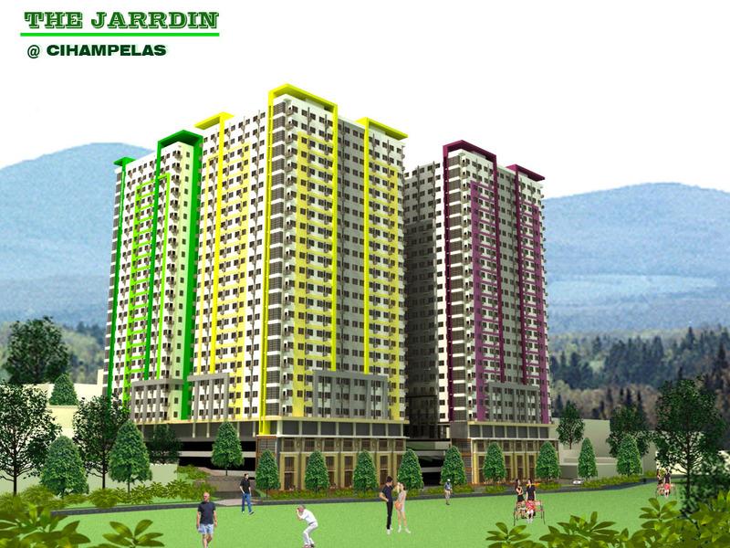 The Jarrdin Apartemen termurah di pusat kota bandung