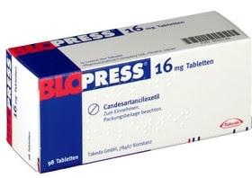 Harga Blopress Tablet Obat Hipertensi dan Gagal Jantung Terbaru 2017