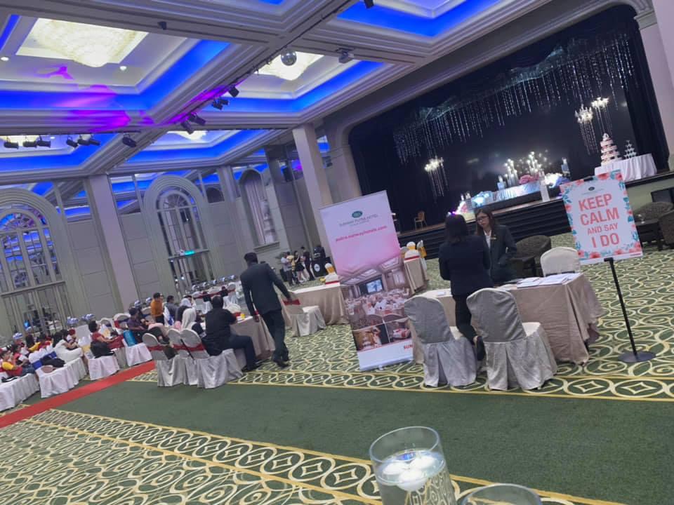 Dreamy Wedding Affair At Sunway Putra Hotel Kuala Lumpur