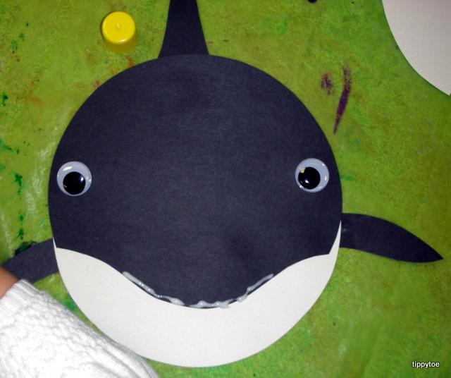 Tippytoe Crafts Killer Whales