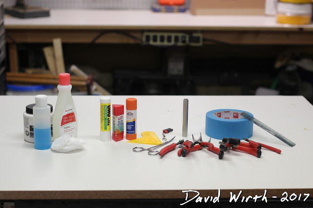 hand tools used for 3d printing