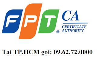 Hotline chữ ký số FPT TPHCM