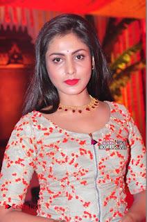 Actress Madhu Shalini Exclusive Stills in Party Dress at Vijay Karan Aashna Wedding  0027.JPG