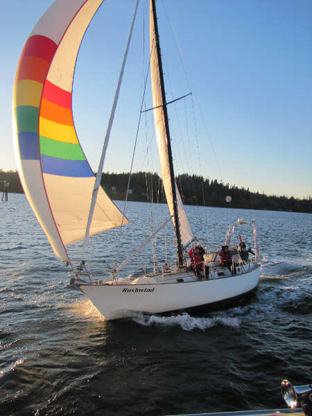 Boatless Barbara: Sailing On OPBs (other Peoples Boats
