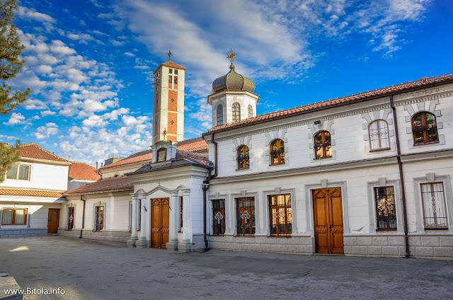Св. Богородица - Битола