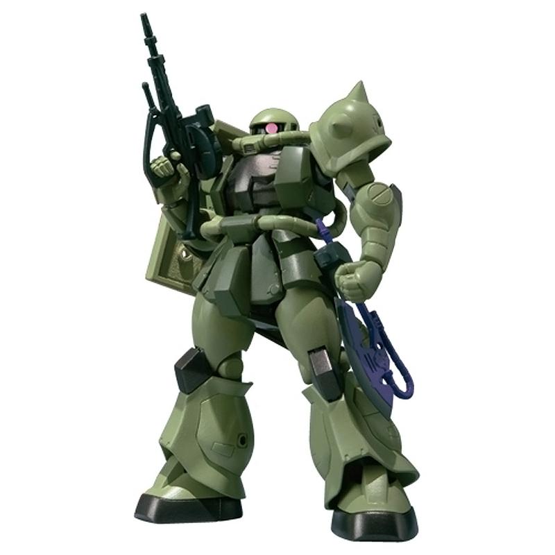 GuNjap: Robot Damashii (Side MS) Zaku II Added New