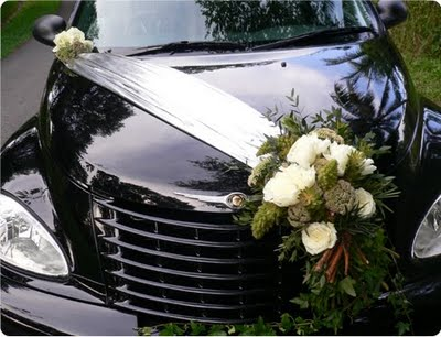 Wedding Car Decorations and Accessories