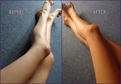 tantastic-self-tanning-mousse-before-and-after