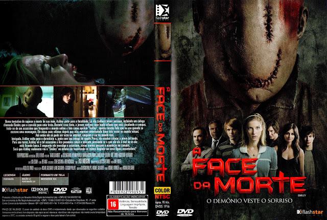 Capa DVD A Face da Morte
