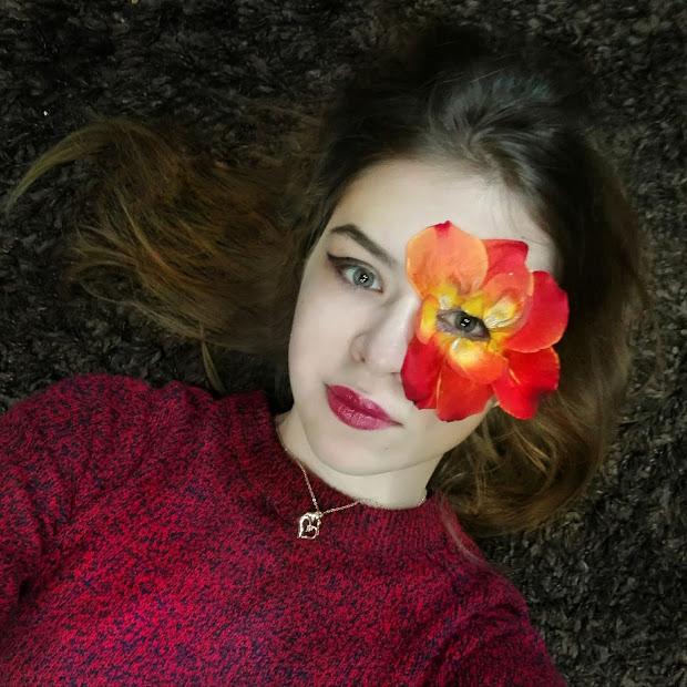 Makijaż artystyczny - Wiosna